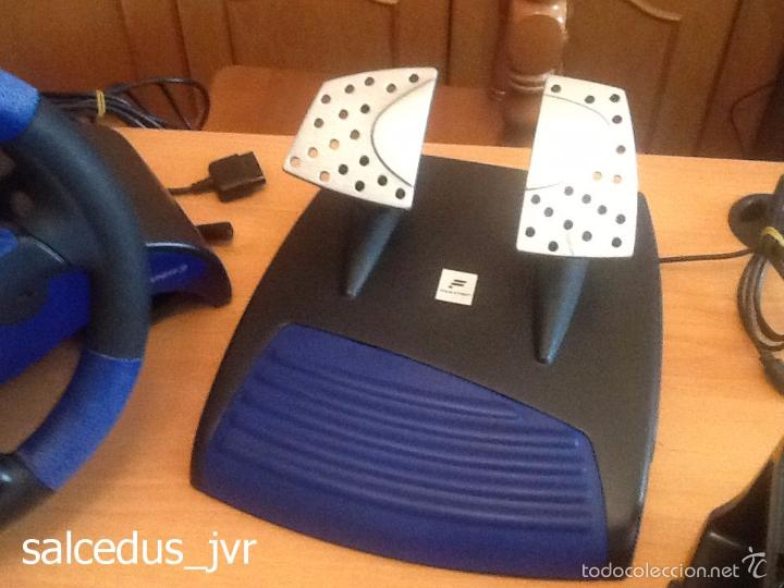 Videojuegos y Consolas: Volante Speedster 3 Edición Fernando Alonso Oficial Sony Playstation 1 PS1 Play Station 2 PS2 - Foto 3 - 56706014