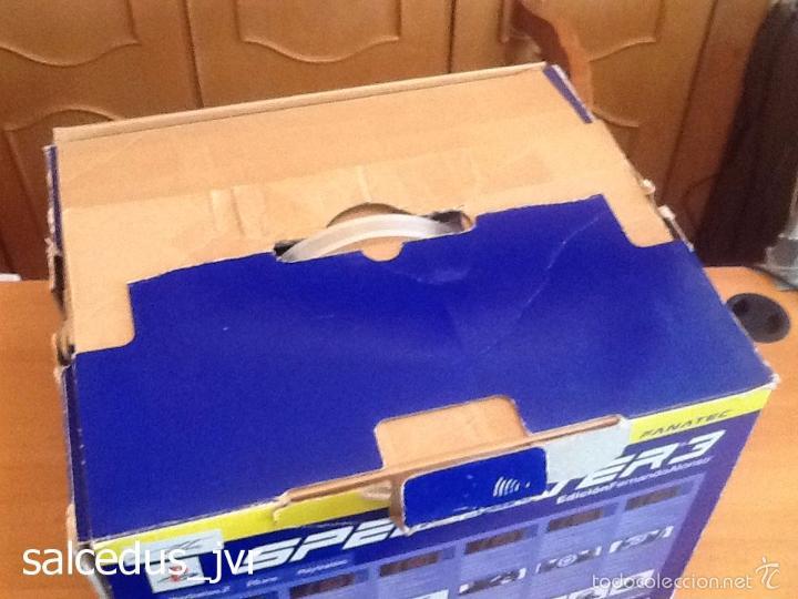 Videojuegos y Consolas: Volante Speedster 3 Edición Fernando Alonso Oficial Sony Playstation 1 PS1 Play Station 2 PS2 - Foto 17 - 56706014