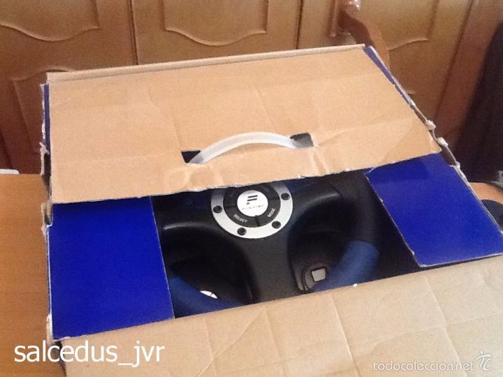 Videojuegos y Consolas: Volante Speedster 3 Edición Fernando Alonso Oficial Sony Playstation 1 PS1 Play Station 2 PS2 - Foto 19 - 56706014