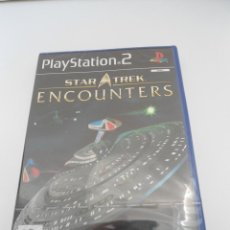 Videojuegos y Consolas: STAR TREK - ENCOUNTERS - SONY PS2 - PLAYSTATION 2 - NUEVO Y PRECINTADO. Lote 56611918