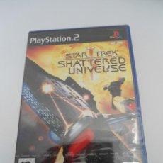 Videojuegos y Consolas: STAR TREK - SHATTERED UNIVERSE - SONY PS2 - PLAYSTATION 2 - NUEVO Y PRECINTADO. Lote 56611941