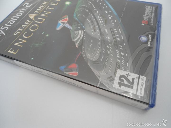 Videojuegos y Consolas: STAR TREK - ENCOUNTERS - SONY PS2 - PLAYSTATION 2 - NUEVO Y PRECINTADO - Foto 2 - 56611918