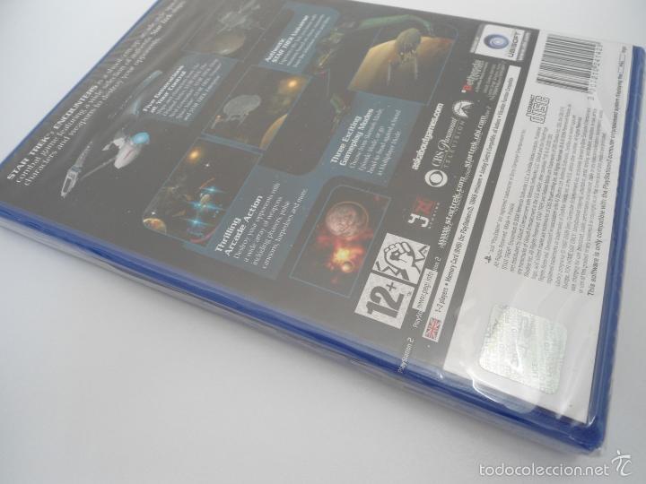 Videojuegos y Consolas: STAR TREK - ENCOUNTERS - SONY PS2 - PLAYSTATION 2 - NUEVO Y PRECINTADO - Foto 3 - 56611918