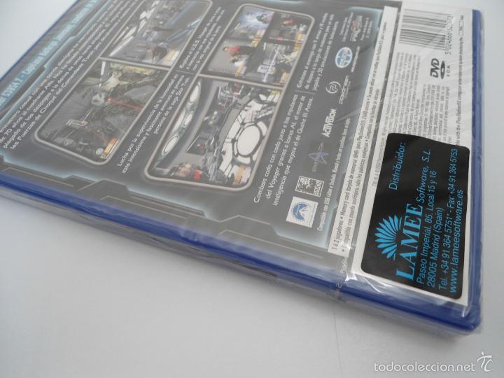 Videojuegos y Consolas: STAR TREK - VOYAGER - ELITE FORCE - SONY PS2 - PLAYSTATION 2 - NUEVO Y PRECINTADO - Foto 3 - 56611929