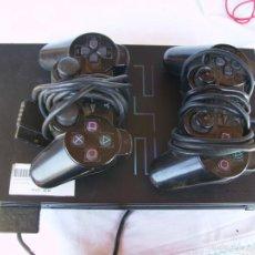 Videojuegos y Consolas: **PLAY STATION 2 CON 2 MANDOS** OFERTA ESPECIAL!!!!. Lote 57021826