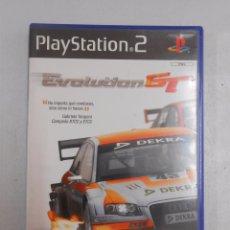 Videojuegos y Consolas: EVOLUTION GT PLAY STATION 2. PS2. TDKV7. Lote 57432195