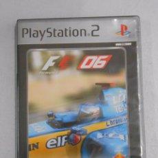 Videojuegos y Consolas: FORMULA 1. 2006. 06. PLAY STATION 2. JUEGO DE PLAYSTATION 2. TDKV7. Lote 57436994
