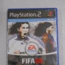 Videojuegos y Consolas: FIFA 2008. 08. PLAY STATION 2. PLAYSTATION. EA SPORTS. TDKV7. Lote 57437102