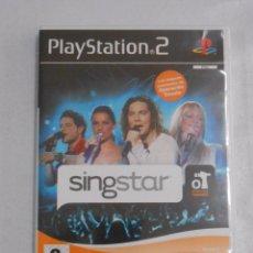 Videojuegos y Consolas: SINGSTAR. PLAYSTATION. PLAY STATION 2. OPERACION TRIUNFO. TDKV7. Lote 57437119