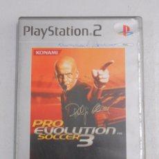 Videojuegos y Consolas: PRO EVOLUTION SOCCER 3. PLAY STATION. PLAYSTATION 2. KONAMI. TDKV7. Lote 57437225