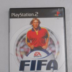 Videojuegos y Consolas: FIFA 2001 PLAY STATION. PLAYSTATION 2. EA SPORTS. TDKV7. Lote 57437242