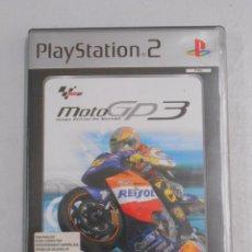 Videojuegos y Consolas: MOTO GP 3. JUEGO OFICIAL DE MOTOGP. NAMCO. PLAY STATION. PLAYSTATION 2. TDKV7. Lote 57437726