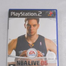 Videojuegos y Consolas: NBA LIVE 06. 2006. PLAY STATION 2. PLAYSTATION. TDKV7. Lote 57437774