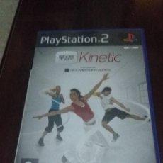 Videojuegos y Consolas: KINETIC. PLAY STATION 2. Lote 57547812