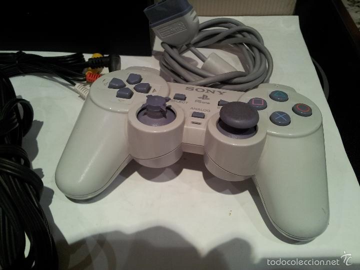 Videojuegos y Consolas: consola sony playstation PS2 ver fotos funciona - Foto 4 - 57769008