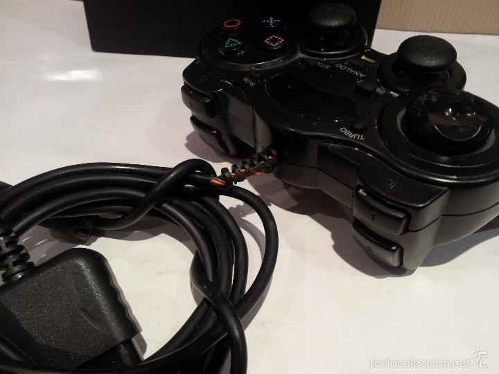 Videojuegos y Consolas: consola sony playstation PS2 ver fotos funciona - Foto 7 - 57769008