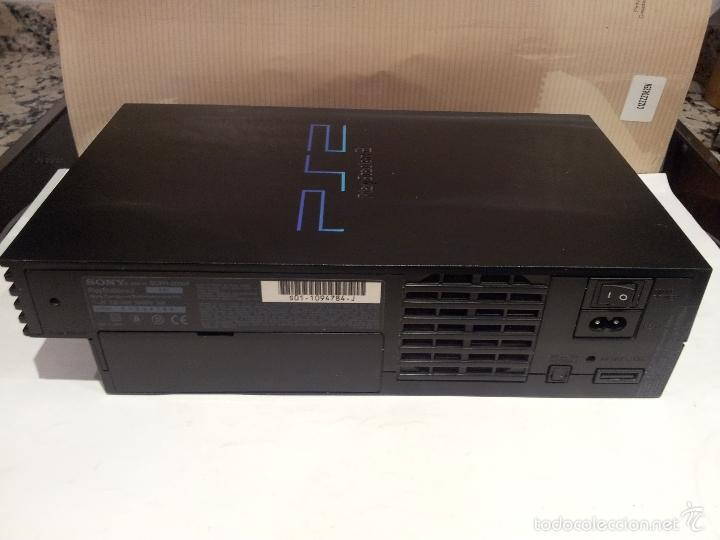 Videojuegos y Consolas: consola sony playstation PS2 ver fotos funciona - Foto 8 - 57769008