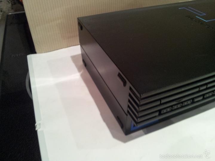Videojuegos y Consolas: consola sony playstation PS2 ver fotos funciona - Foto 11 - 57769008