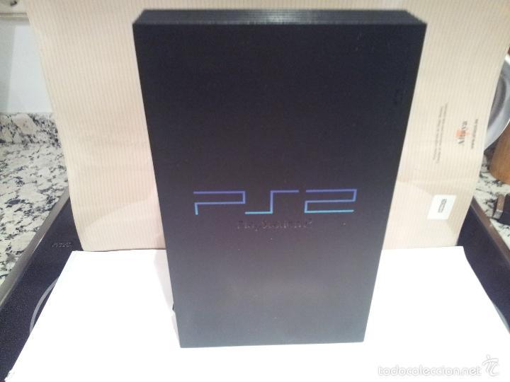Videojuegos y Consolas: consola sony playstation PS2 ver fotos funciona - Foto 12 - 57769008