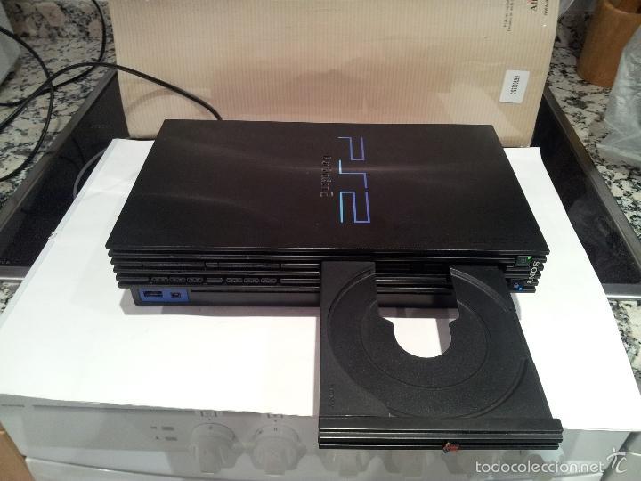 Videojuegos y Consolas: consola sony playstation PS2 ver fotos funciona - Foto 13 - 57769008