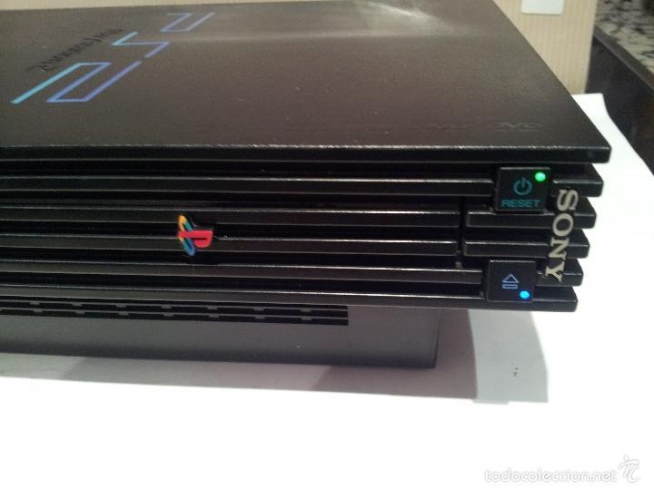 Videojuegos y Consolas: consola sony playstation PS2 ver fotos funciona - Foto 15 - 57769008