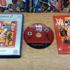 Videojuegos y Consolas: JUEGO SONY PLAYSTATION 2-XIII PLATINUM-ED.ESPAÑOLA-PAL. Lote 58429832
