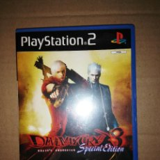 Videojuegos y Consolas: DEVIL MAY CRY 3 : DANTE'S AWAKENING. SPECIAL EDITION - PLAYSTATION 2. Lote 58430357