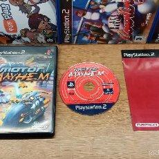 Videojuegos y Consolas: JUEGO SONY PLAYSTATION 2-MOTOR MAYHEM-ED.ESPAÑOLA-PAL. Lote 58430473