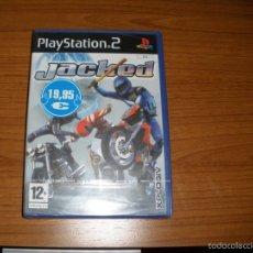 Videojuegos y Consolas: PS2 - PLAY2 - PLAY 2- JUEGO - JACKED - A ESTRENAR SIN DESPRECINTAR. Lote 59048090