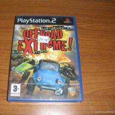 Videojuegos y Consolas: PS2 - PLAY2 - JUEGO - OFFROAD EXTREME¡ - A ESTRENAR SIN DESPRECINTAR. Lote 59048670