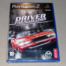 Videojuegos y Consolas: DRIVER: PARALLEL LINES, PRECINTADO PAL ESP -PS2-. Lote 59938883