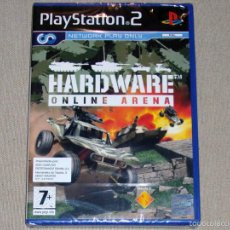 Videojuegos y Consolas: HARDWARE ONLINE ARENA, PRECINTADO PAL ESP -PS2-. Lote 59940395