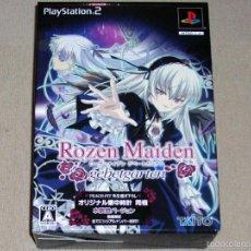 Videojuegos y Consolas: ROZEN MAIDEN: GEPPETTO GARDEN —LIMITED EDITION—, EN PERFECTO ESTADO NTSC JAP -PS2-. Lote 59940567