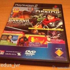 Videojuegos y Consolas: DEMOS JUGABLES, VÍDEOS Y EXTRAS DE JUEGOS PARA SONY PLAYSTATION 2 PLAY STATION PS2 PAL ESP Nº15. Lote 124478298