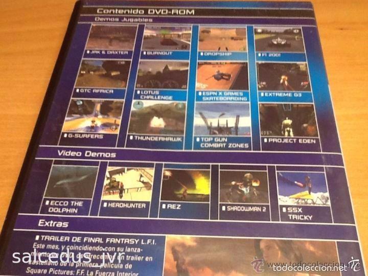 Videojuegos y Consolas: Demos jugables, vídeos y extras de juegos para Sony PlayStation 2 Play Station PS2 PAL ESP Disco 12 - Foto 3 - 124478390