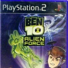 Videojuegos y Consolas: BEN 10 ALIEN FORCE. PLAYSTATION 2.. Lote 61679276