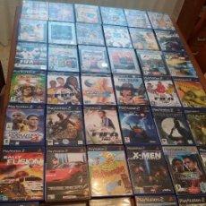 Videojuegos y Consolas: LOTE JUEGOS PLAYSTATION 2. Lote 61855996