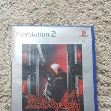 Videojuegos y Consolas: DEVIL MAY CRY - PLAYSTATION 2 (2003) JUEGO COMPLETO.. Lote 62194030