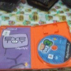 Videojuegos y Consolas: PLAY STATION 2. EYETOY PLAY 3. Lote 62449768