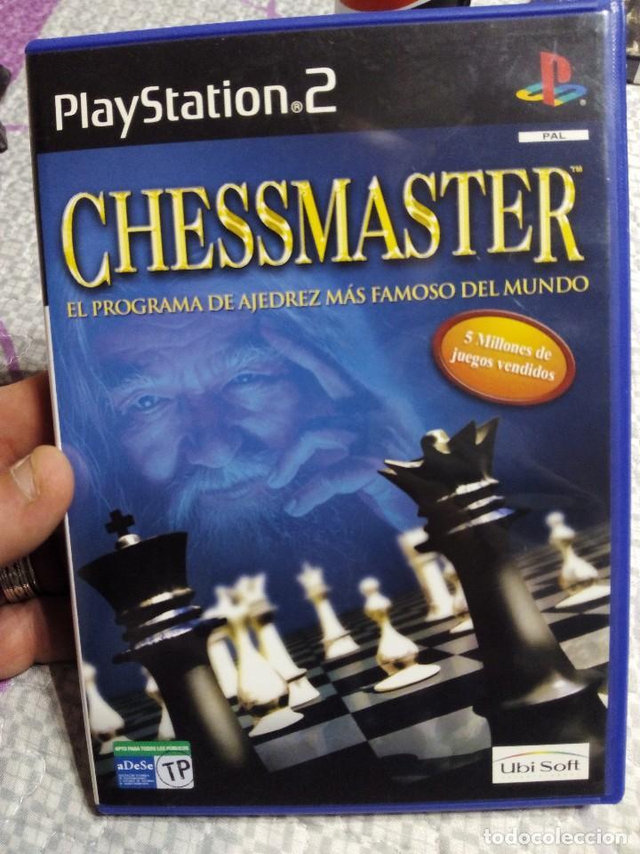 Juego De Ajedrez Chessmaster Para Ps2 Comprar Videojuegos Y