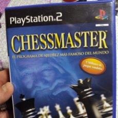 Videojuegos y Consolas: JUEGO DE AJEDREZ CHESSMASTER PARA PS2. Lote 62688504