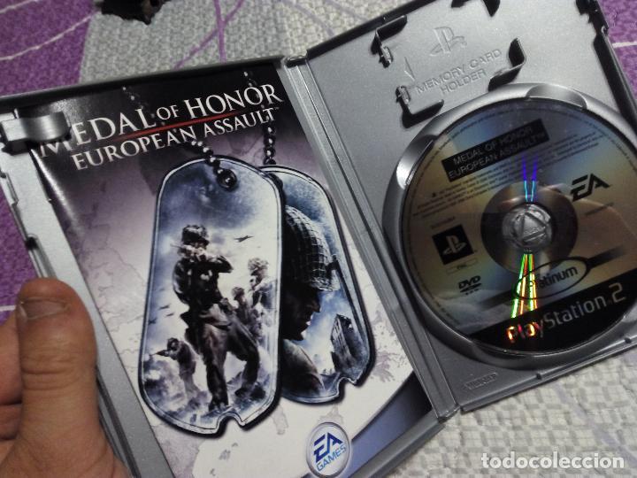 Videojuegos y Consolas: Juego de Guerra Ps2 Medal of Honor - Foto 2 - 62689052