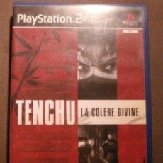 Videojuegos y Consolas: JUEGO PARA PS2 - PLAYSTATION 2 - TENCHU - LE COLERE DIVINE - ACTIVISION. Lote 63030084