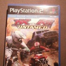 Videojuegos y Consolas: JUEGO PARA PS2 - PLAYSTATION 2 - MX VS. ATV UNTAMED - THQ. Lote 63030400
