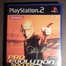 Videojuegos y Consolas: JUEGO PARA PS2 - PLAYSTATION 2 - PRO EVOLUTION SOCCER 3 - KONAMI - . Lote 63508072