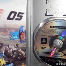 Videojuegos y Consolas: JUEGO PARA PS2 - PLAYSTATION 2 - F1 05 - FORMULA 1 2005 - SONY. Lote 63508084