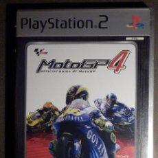 Videojuegos y Consolas: JUEGO PARA PS2 - PLAYSTATION 2 - MOTO GP 4 NAMCO - SONY -. Lote 63508420