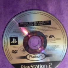 Videojuegos y Consolas: JUEGO PARA PS2 - PLAYSTATION 2 - HARRY POTTER AND THE GLOBET OF FIRE - SONY. Lote 63508436