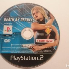 Videojuegos y Consolas: SEDUCCION LETAL DEATH BY DEGREES PLAYSTATION 2 PS2 PS1 PS2 PAL ESPAÑA. Lote 63517160