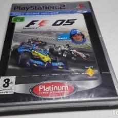 Videojuegos y Consolas: FORMULA ONE 05 ( PRECINTADO!) ( PLAYSTATION 2- PAL-ESPAÑA). Lote 64717543